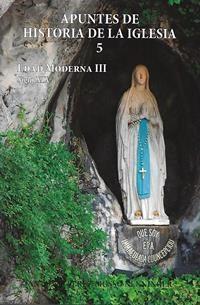 Apuntes de Historia de la Iglesia. 5 Edad Moderna III: Siglo XIX